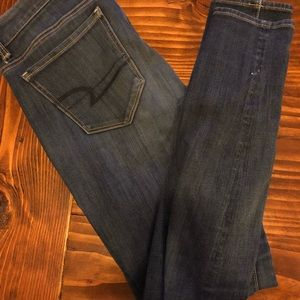 American Eagle Outfitters Jeans - AEO 360 Super Stretch High Rise Jegging